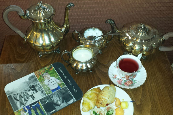 Tea and Tell