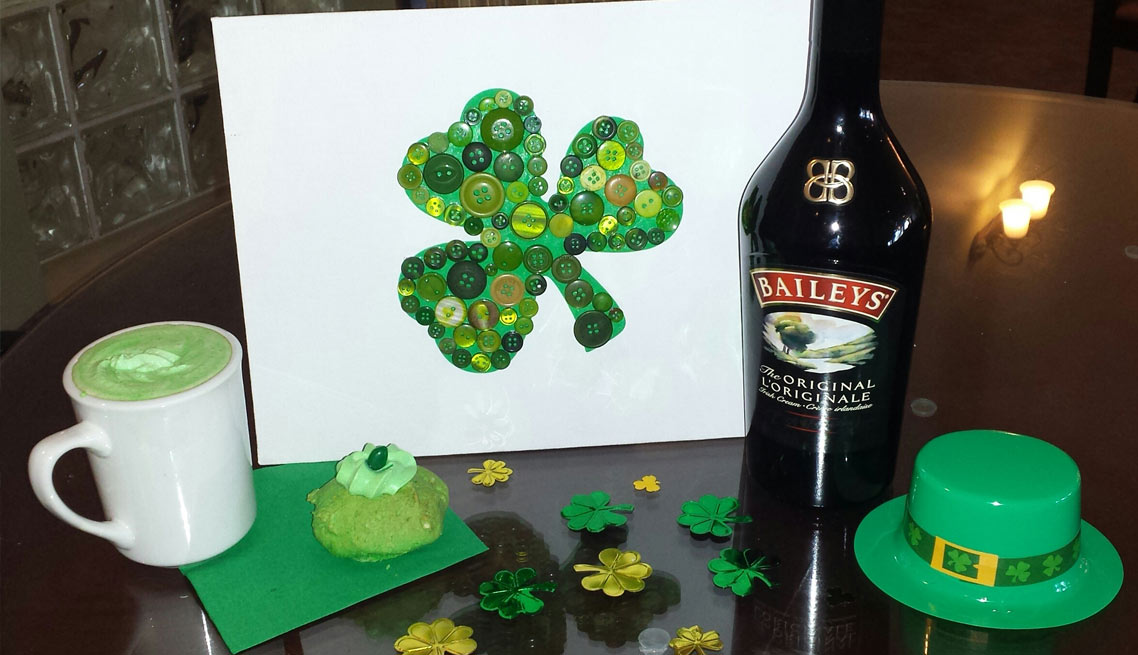 Saint Patrick's Day Festivities